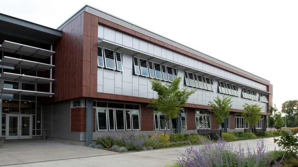 Dri Design - Inspire - Chemekata Community College, Tri Cities, WA