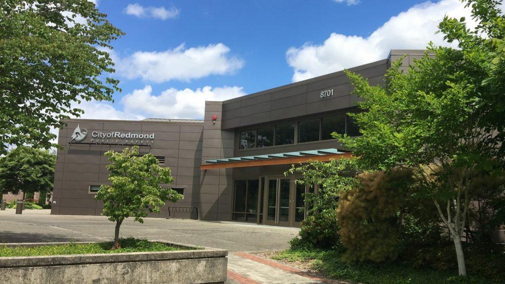 Dri Design - Painted - City of Redmond Public Safety, Redmond, WA