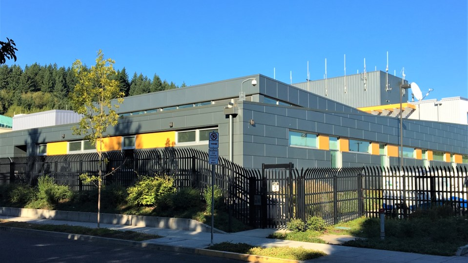Dri Design - Painted - Emergency Coordination Center, Portland, OR
