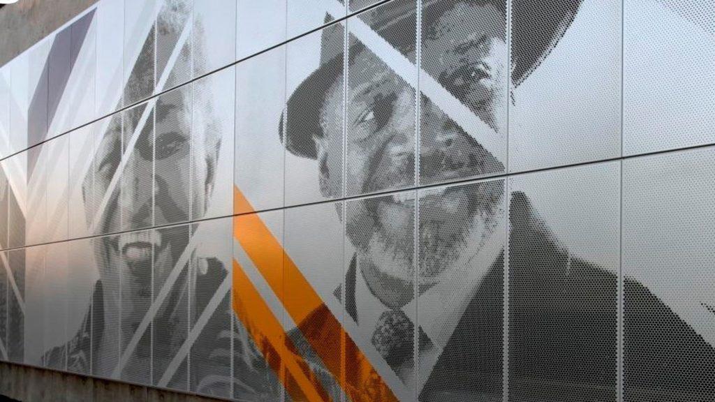 Dri Design - Perforated Imaging - St John's Hospital, Tacoma, WA