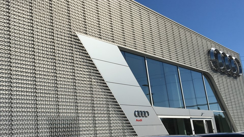 Dri Design - Textured - Audi Dealership, Beaverton, OR