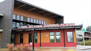 FunderMax - Olympia Regional Learning Academy, Olympia, WA