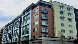 Fundermax - Keelson Apartments, Seattle, WA