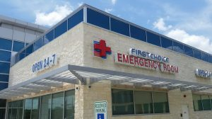 RUSKIN - First Choice Emergency Room