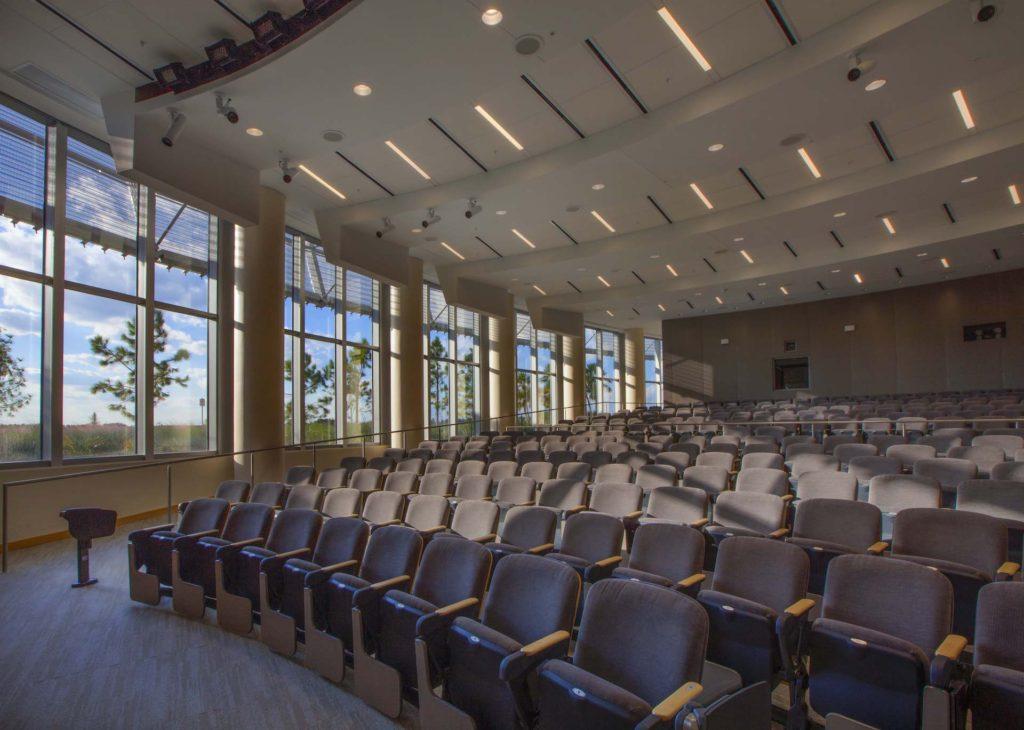 GDK - UFLNRC Theater